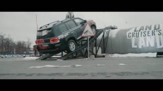 Обзор Toyota Land Cruiser 200. Как работает система Multi-terrain Select (MTS)
