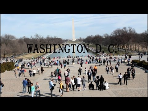 MY TRIP TO WASHINGTON D.C. AND VIRGINIA / Au pair USA vlog#12