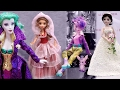 New York Toy Fair 2017 Madame Alexander Dolls Booth Tour Fashion Dolls DC Villians Collection Video