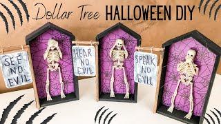 HALLOWEEN DOLLAR TREE DIY  |  FALL DIY