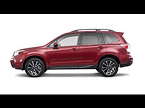 2017 Subaru Forester 2 0xt Premium