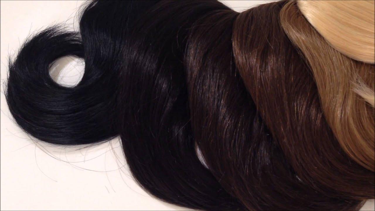 Nuancier Couleur Chocolat destiné ☆frange à clip cheveux naturels, nuancier-couleur ☆ - youtube