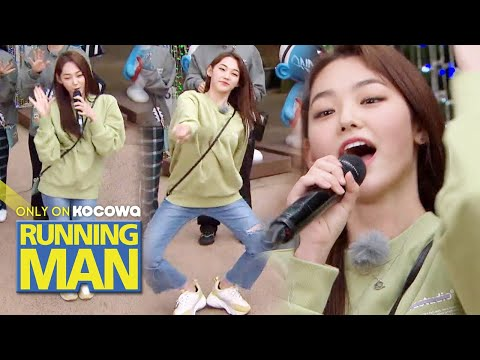 "Mina's Song Is ""Pick Me"" By I.O.I. [Running Man Ep 471]"