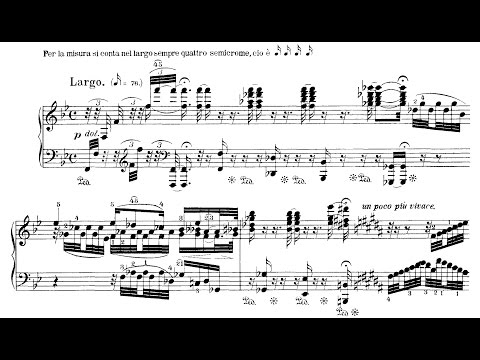 """Beethoven: Sonata No.29 in B-flat Major, """"Hammerklavier"""" (Levit)"""