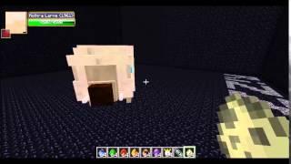 Minecraft Mob Battle:Mothra Larvae(1961) Vs Random Mobs!
