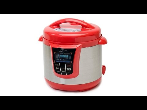 13Function 8qt Electronic Pressure Cooker