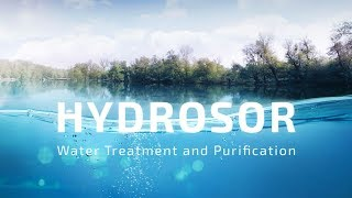 HYDROSOR - Mobile Water Purification & Treatment System