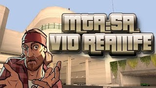 VIO REALLIFE Part 1 - Rastalocken Penner (FullHD) / Lets Play MTA San Andreas