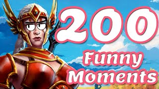 Heroes of the Storm: WP and Funny Moments #200