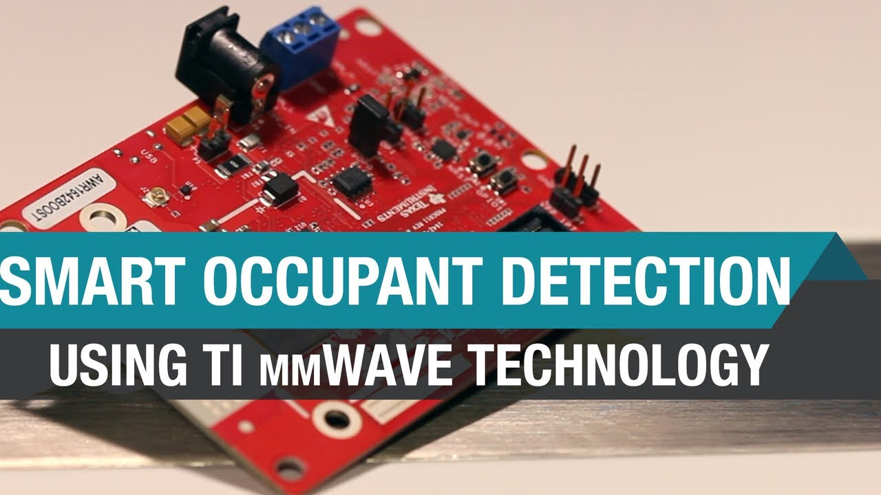Vehicle Occupant Detection using TI mmWave Sensors