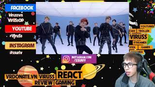 NCT 2018 엔시티 2018 'Black on Black' MV (Performance Ver.) - ViruSs Reaction !