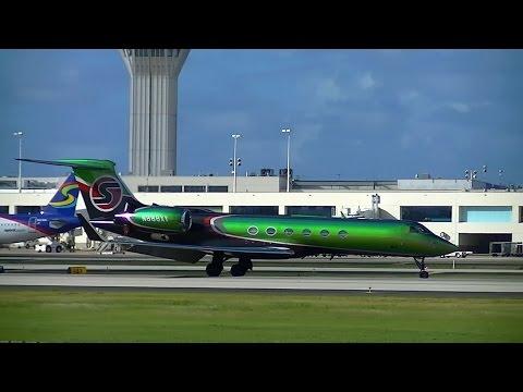 TJSJ Spotting: SexyJet & Private Jets!