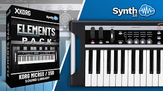 S4K Stratovarius Pack on Korg X50 - by S4K ( space4keys )