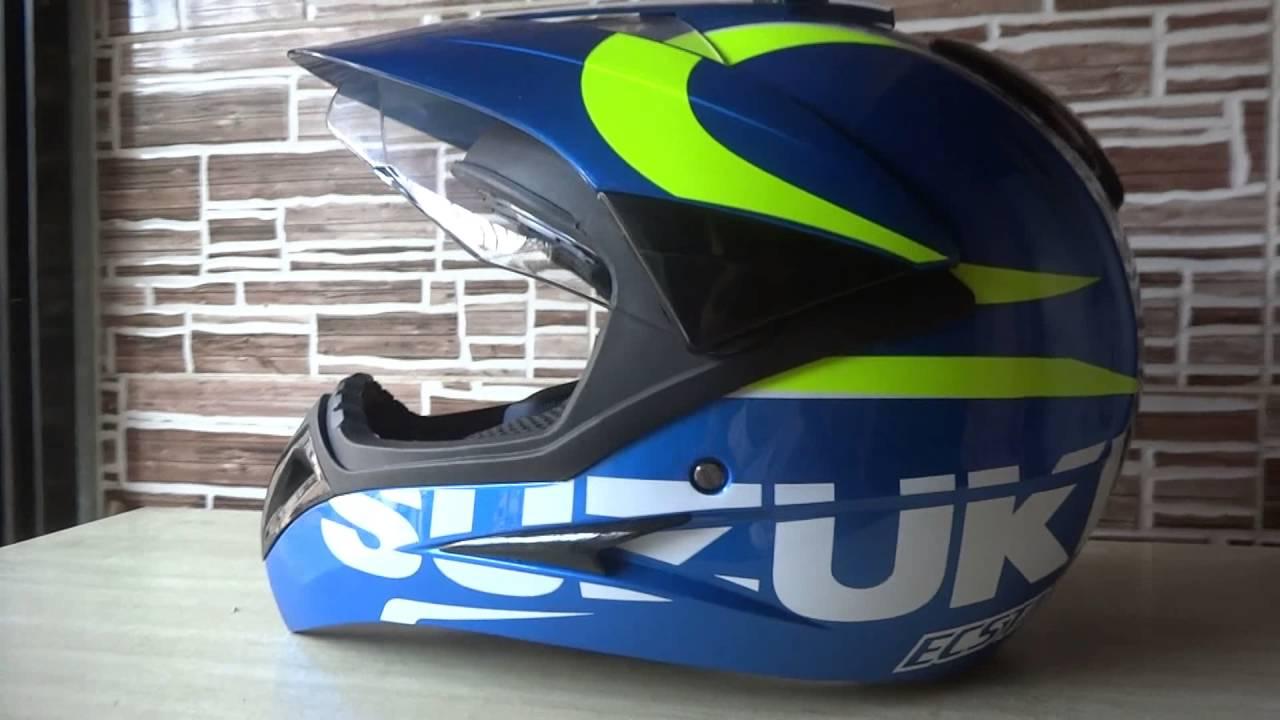 Suzuki Gixxer Sf Helmet 2016 Moto Gp Edition Special