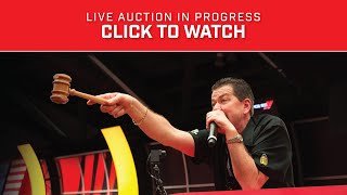 Mecum Collector Car Auction - Rick Treworgy's Muscle Car City 2021 - Day 2