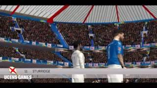 FTS 15 Mod UEFA EURO 2016 England VS Italy