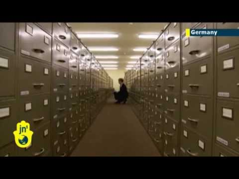 Little-known German Holocaust archive rivals Yad Vashem and Washington Holocaust Museum