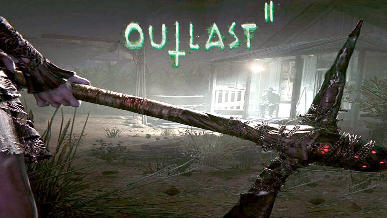 Outlast 2 walkthrough
