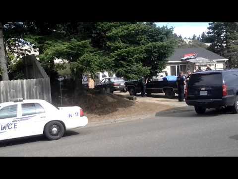 A raid in coos county