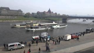 Wochenkurier Dresden – Dampferparade