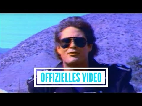 David Hasselhoff  Crazy For You offizielles