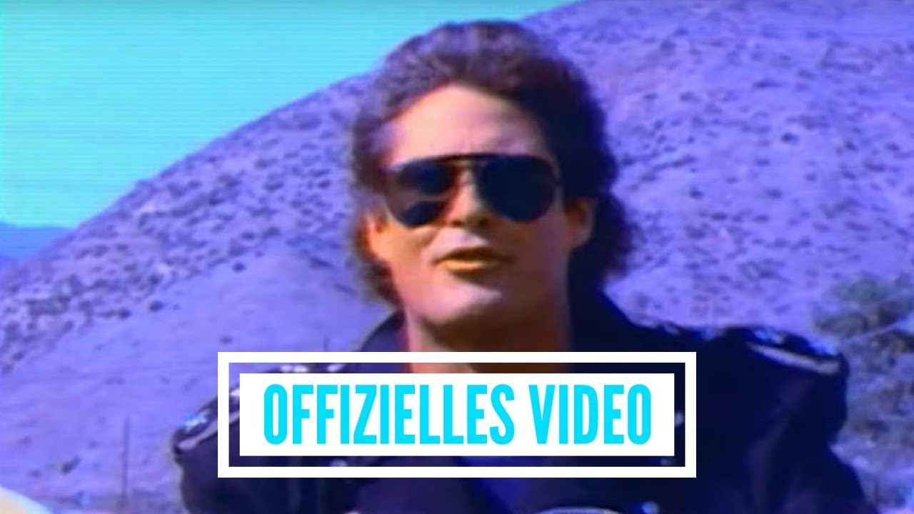 david-hasselhoff-crazy-for-you-offizielles-video-schlager-fur-alle