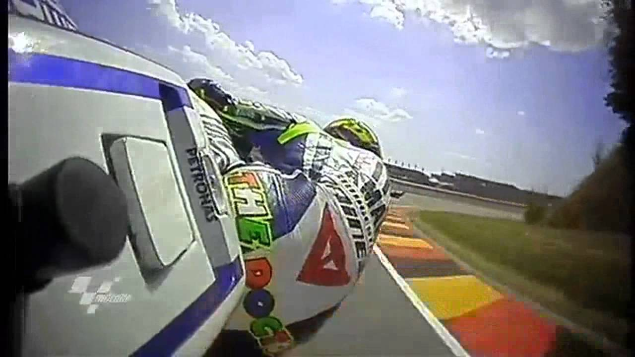 !motogp com · Rossi debuts Gyroscopic OnBoard camera 1 - YouTube