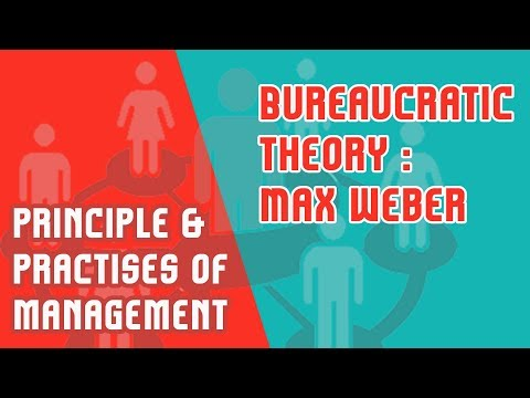 essays on bureaucracy weber Max weber is the writer most often associated with the bureaucratic approach to organizations weber's ideas of bureaucracy were a reaction to managerial abuses of power.