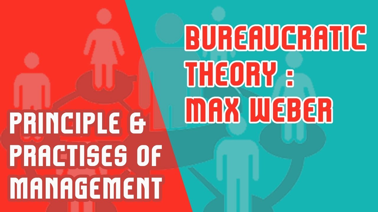 Ppm bureaucratic theory max weber mod 2 part 2 youtube for 6 characteristics of bureaucracy