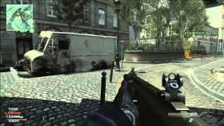 Call of Duty Modern Warfare 3 Multiplayer Gameplay #233 Resistance