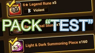 Lunar New Year Pack & Skins go to RTA - Summoners War