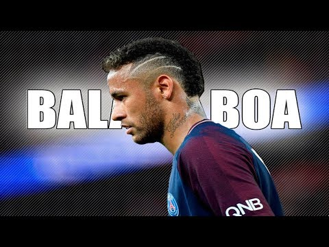 Neymar Jr ► Balada Boa  2018 Skills and Goals HD