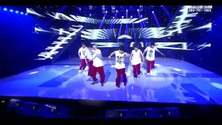 4Minute & BEAST & G.NA - Fly So High+Dance Break (Special Stage) [HD]