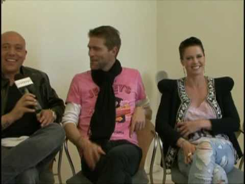 Danish/Norwegian Pop Group Aqua is Back - Interview [HQ]