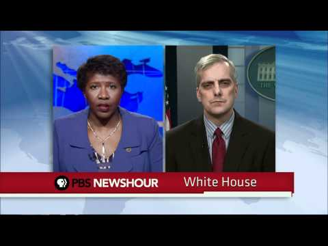 Denis McDonough: 'We're Not Talking About An Exit Strategy' in Libya