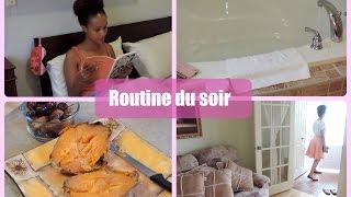 ♡Ma routine du soir♡