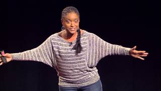 What if Being Safe is Overrated?: Deidra Riggs at TEDxLincoln