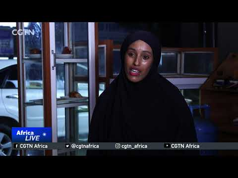 Late night restaurant in Somalia offers a new lease of life