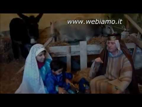 Presepe Vivente Marina di Savuto - Natale 2011