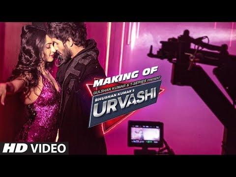 Making of Urvashi Video |Shahid Kapoor | Kiara Advani | Yo Yo Honey Singh |