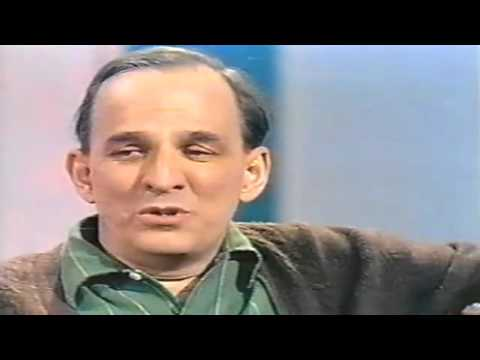 Ingmar Bergman interview Dick Cavett part i