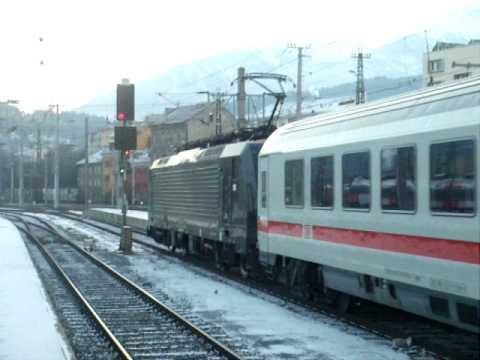 La nuova era degli EC Monaco-Italia: L'EC 88 a Innsbruck