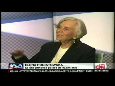 Elena Poniatowska en Cala