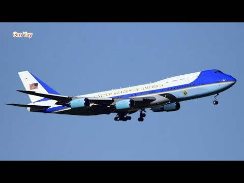 747-800 air force one