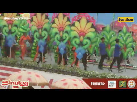 DVRMNHS - WISe Immigration - Sinulog sa Kabataan 2016