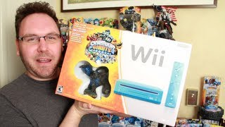 CoinOpTV - Skylanders Giants Gnarly Tree Rex UNBOXING Nintendo Wii