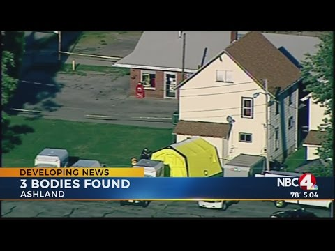 Bodies found in Ashland County