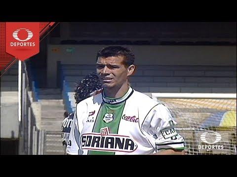Futbol Retro: Pumas 3 - 4 Santos.Verano 2002 | Televisa Deportes