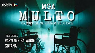 MULTO SA OPSITAL   Multo   True Tagalog Horror Stories   Pinoy Horror   ScreamPh