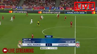 Real madrid vs liverpool live stream | champions league final 2018 | gareth bale's volley goal